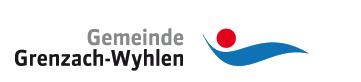 Schriftzug der Gemeinde Grenzach-Wyhlen